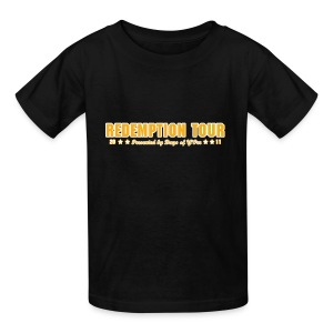 Redemption Tour -- children's standard - Kids' T-Shirt