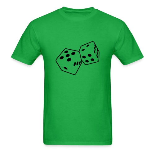 Dice - Men's T-Shirt