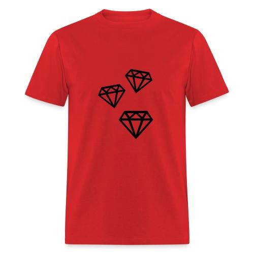 Diamonds - Men's T-Shirt