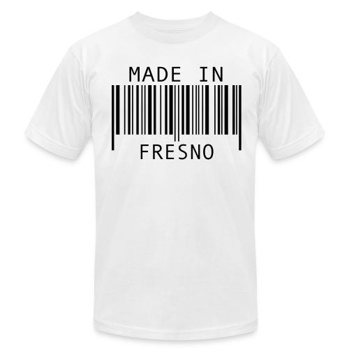 Made in Fresno - Men's Fine Jersey T-Shirt