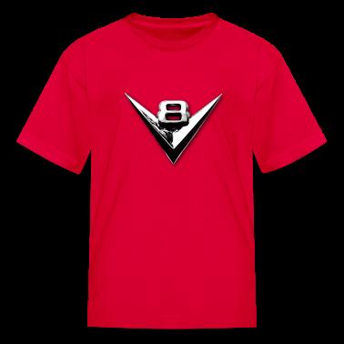 v8 Kids' Shirts