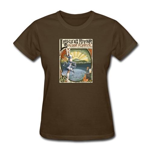 Women's Poster Tee - Women's T-Shirt
