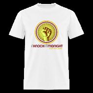 T-Shirts ~ Men's T-Shirt ~ The AKAM Power Knock Tee (white)