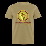 T-Shirts ~ Men's T-Shirt ~ The AKAM Power Knock Tee (khaki)
