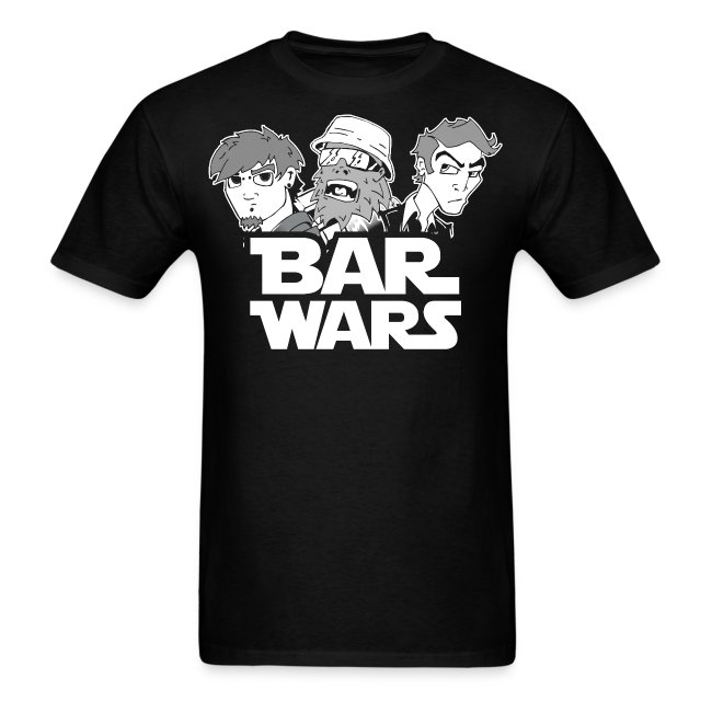 Bar Wars A New Dope Tee