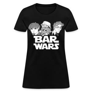 Bar Wars A New Dope Tee Women's - Women's T-Shirt