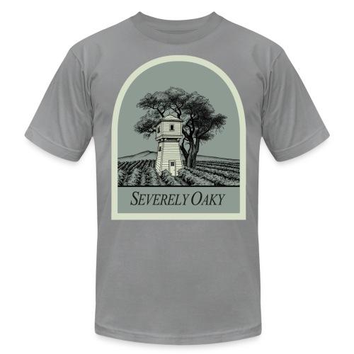 Severely Oaky - Men's  Jersey T-Shirt