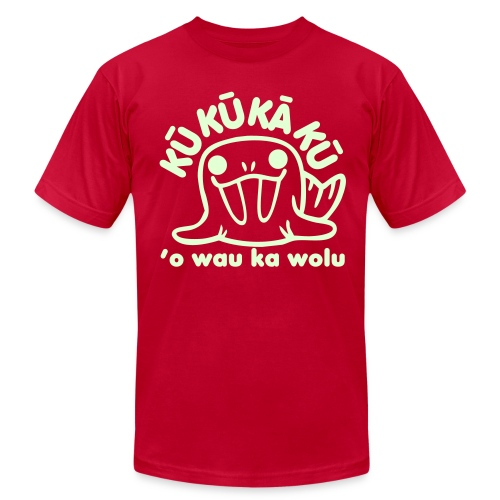 (Hawaiian) I Am The Walrus - Men's Fine Jersey T-Shirt