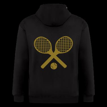 Tennis Ball Zip Hoodies/Jackets