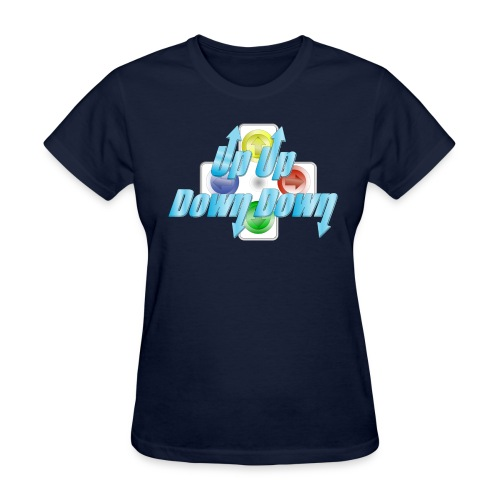 Women's UUDD Stacked T (Show Version) - Women's T-Shirt