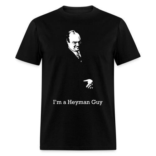 Heyman Guy - Men's T-Shirt
