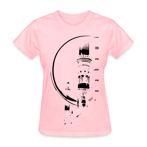 Woman's T-Shirt with Nabawi Mosque - Women's T-Shirt