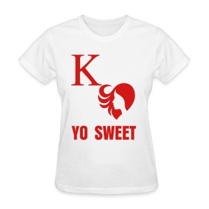 Kappa SweetHeartGirl - Women's T-Shirt