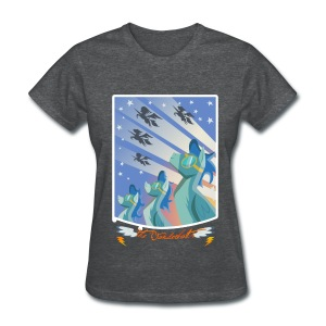Wonderbolts Fillies' tee - Women's T-Shirt