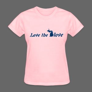 Love the Glove - Women's T-Shirt