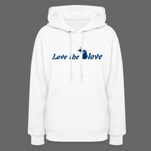 Love the Glove - Women's Hoodie