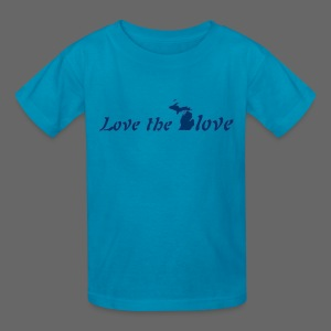 Love the Glove - Kids' T-Shirt
