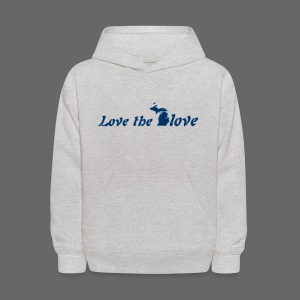 Love the Glove - Kids' Hoodie
