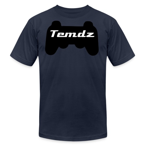 official temdz shirt! - Men's Fine Jersey T-Shirt