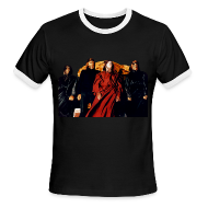 T-Shirts ~ Men's Ringer T-Shirt ~ Contrast CORPSE ts
