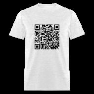 T-Shirts ~ Men's T-Shirt ~ The Viral Shirt - Black on Light