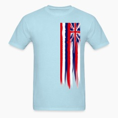 melting_flag T-Shirts