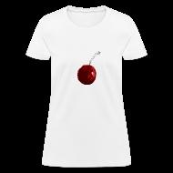T-Shirts ~ Women's T-Shirt ~ A Cherry Tee for Charity (Sherry Cherry)