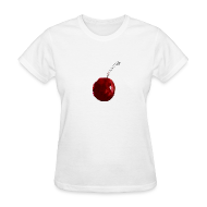 T-Shirts ~ Women's T-Shirt ~ A Cherry Tee for Charity (Sherry Cherry)