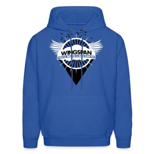 Wingspan Hoodie II - Men's Hoodie