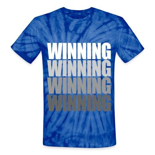 Sheen Wear - Unisex Tie Dye T-Shirt