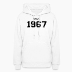 Birthday gift  1967 Hoodies