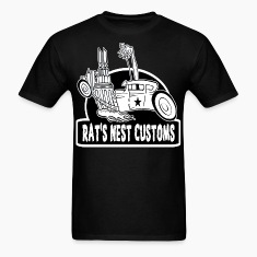 Rat's Nest Customs Shirt
