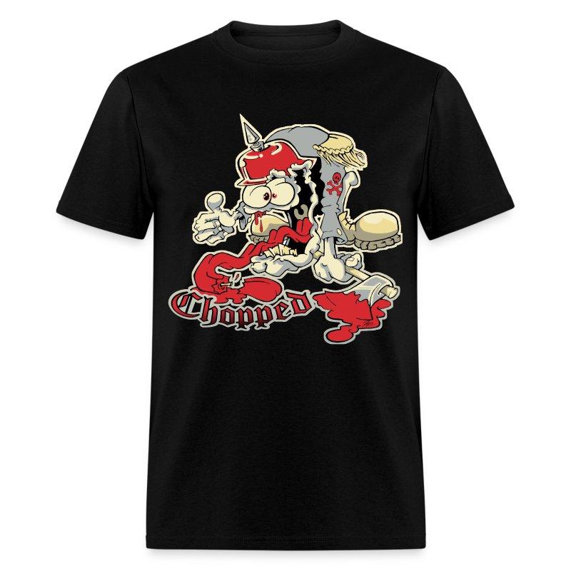 Chopped Shirt - Men's T-Shirt