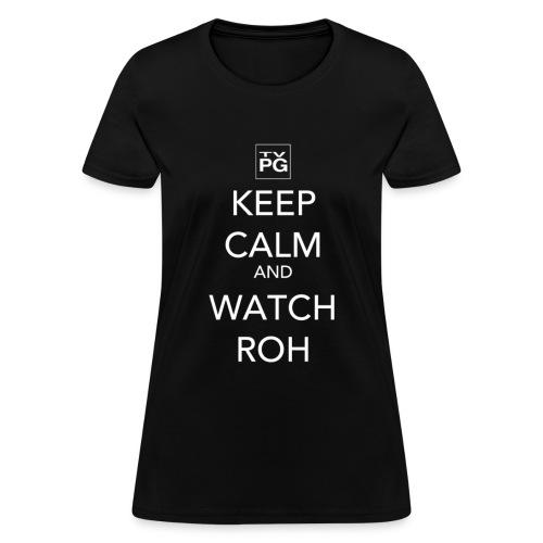 KEEP CALM (ladies) - Women's T-Shirt