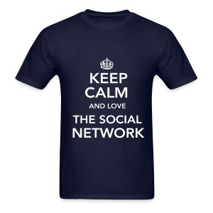 Love the Social Network Standard Men's - Men's T-Shirt
