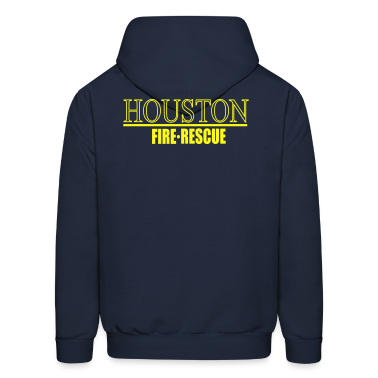 Houston Fire Department Hoodie