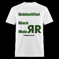T-Shirts ~ Men's T-Shirt ~ Unidentified Black Male