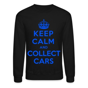 [SJ] Keep Calm & Collect Cars - Crewneck Sweatshirt