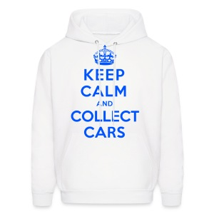 [SJ] Keep Calm & Collect Cars - Men's Hoodie