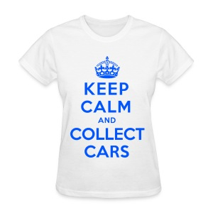 [SJ] Keep Calm & Collect Cars - Women's T-Shirt
