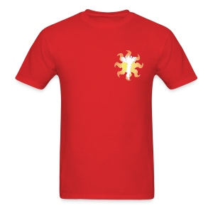 Soviet Celestia (Two-sided, standard) - Men's T-Shirt