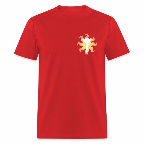 Soviet Celestia (Two-sided, standard) - Men's T-Shirt