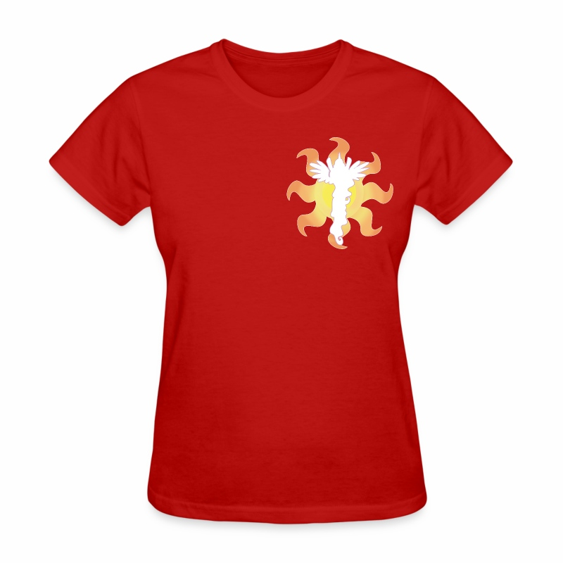 Soviet Celestia (Two-sided, standard fillies') - Women's T-Shirt