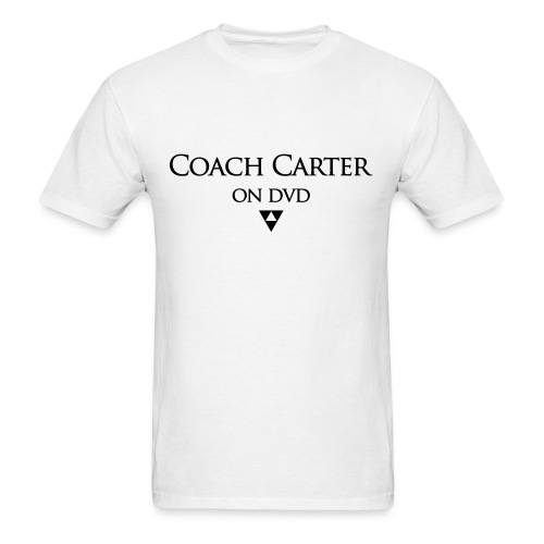Coach Carter On Dvd - Men's T-Shirt