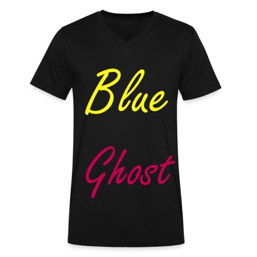 Get your ghost on! - Men's V-Neck T-Shirt by Canvas