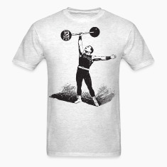 Men's 2Ton Sideshow Strongman Shirt