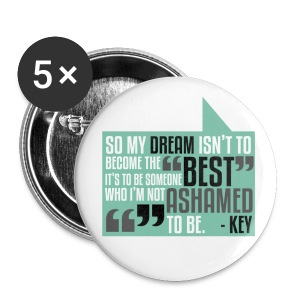 [SHINee] Key's Dream (Smaller) - Small Buttons