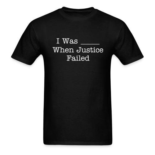Where Were You? - Men's T-Shirt