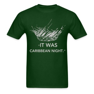 Caribbean Night Men's - Men's T-Shirt