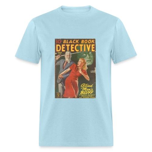 Black Bat 1946-win - Men's T-Shirt